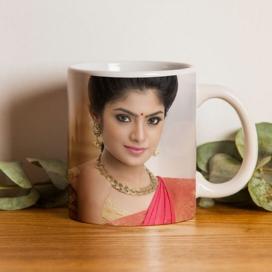 Photo Printed Mugs
