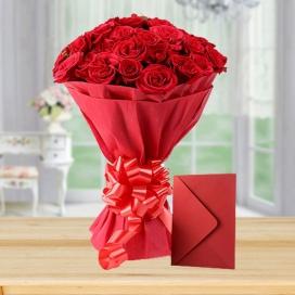Roses & Greeting